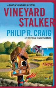 Cover art for VINEYARD STALKER