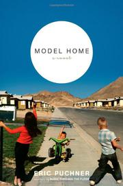 Cover art for MODEL HOME