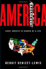 Book Cover for AMERICA ANONYMOUS