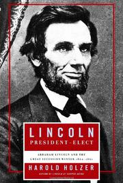 Book Cover for LINCOLN PRESIDENT-ELECT