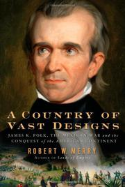 Book Cover for A COUNTRY OF VAST DESIGNS