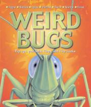 Book Cover for WEIRD BUGS
