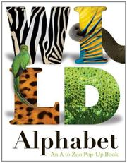 Book Cover for WILD ALPHABET