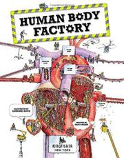 Cover art for HUMAN BODY FACTORY