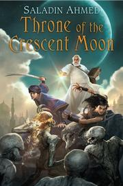 Book Cover for THRONE OF THE CRESCENT MOON