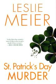 Cover art for ST. PATRICK'S DAY MURDER