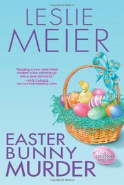 Book Cover for EASTER BUNNY MURDER