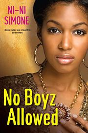 Book Cover for NO BOYZ ALLOWED