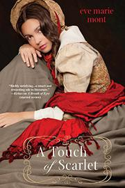 Cover art for A TOUCH OF SCARLET