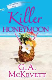 Book Cover for KILLER HONEYMOON