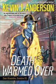 Book Cover for DEATH WARMED OVER
