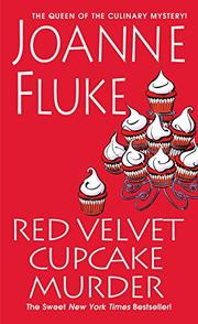 Book Cover for RED VELVET CUPCAKE MURDER