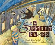 Cover art for A SECRET KEEPS