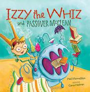Book Cover for IZZY THE WHIZ AND PASSOVER MCCLEAN
