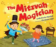 Book Cover for THE MITZVAH MAGICIAN