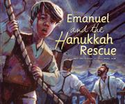 Book Cover for EMANUEL AND THE HANUKKAH RESCUE