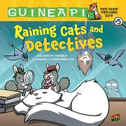 Cover art for RAINING CATS AND DETECTIVES