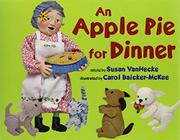 Book Cover for AN APPLE PIE FOR DINNER
