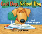 Cover art for COOL DOG, SCHOOL DOG