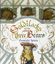 Cover art for GOLDILOCKS AND THE THREE BEARS