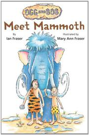 Cover art for MEET MAMMOTH