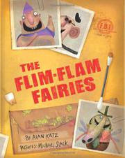 Book Cover for THE FLIM-FLAM FAIRIES