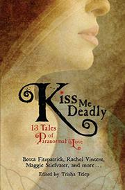 Cover art for KISS ME DEADLY