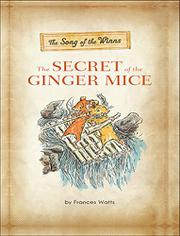 Cover art for THE SECRET OF THE GINGER MICE