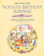 Cover art for NONNA'S BIRTHDAY SURPRISE