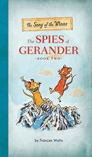 Cover art for THE SPIES OF GERANDER
