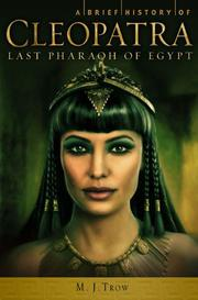 Book Cover for A BRIEF HISTORY OF CLEOPATRA