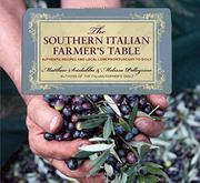 Book Cover for THE SOUTHERN ITALIAN FARMER'S TABLE