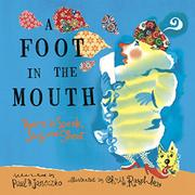 Cover art for A FOOT IN THE MOUTH