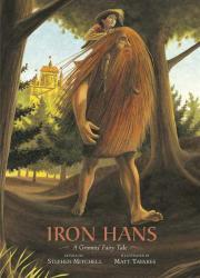 Cover art for IRON HANS