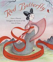 Cover art for RED BUTTERFLY