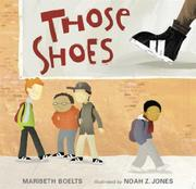 Book Cover for THOSE SHOES
