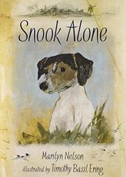 Book Cover for SNOOK ALONE