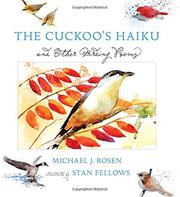 Cover art for THE CUCKOO'S HAIKU