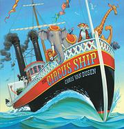 Book Cover for THE CIRCUS SHIP