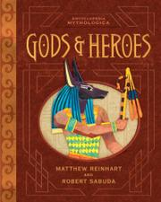 Cover art for GODS & HEROES