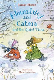 Cover art for HOUNDSLEY AND CATINA AND THE QUIET TIME