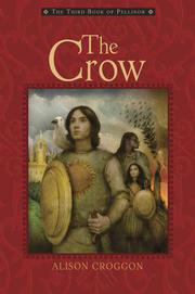 Cover art for THE CROW