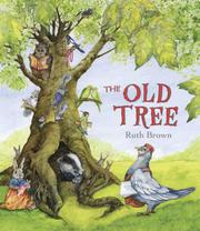 Book Cover for THE OLD TREE