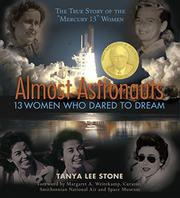 Cover art for ALMOST ASTRONAUTS