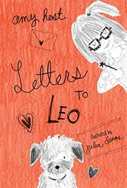 Cover art for LETTERS TO LEO