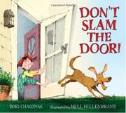 Book Cover for DON'T SLAM THE DOOR!