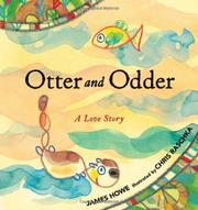 Book Cover for OTTER AND ODDER