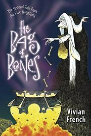 Cover art for THE BAG OF BONES