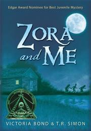 Book Cover for ZORA AND ME