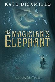 Cover art for THE MAGICIAN'S ELEPHANT